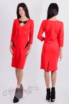 98ed958afc0a Красное вечернее платье - купить в интернет-магазине по доступной ...